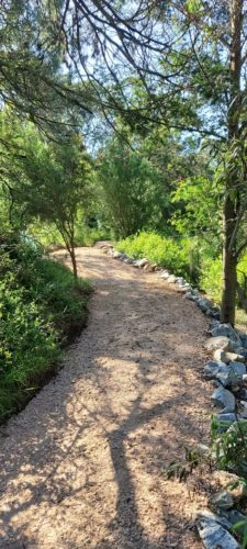 Wallaby Creek Walking Track works completed